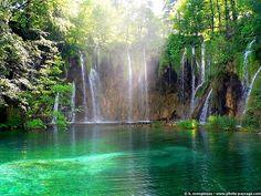 Parque Nacional Plitvice Lakes - bosnia