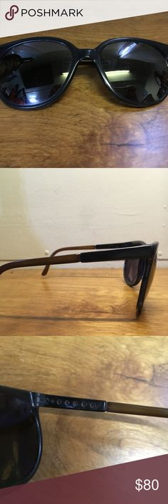 5624c49060 Vuarnet Sunglasses Selling a vintage pair of Vuarnet cat eye sunglasses. - Black frames with