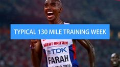 Mo Farah - Typical Training Week - YouTube