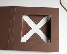 Shadow box Card Tutorial
