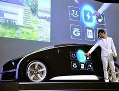 Kwid 2 Renault Unveils Car With Aerial Drone Product Development Pinterest Autá A Drony
