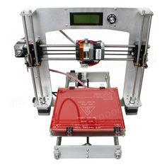 Geeetech Aluminum Prusa I3 3D Printer DIY Kit Support 5 Filament Sale - Banggood Mobile