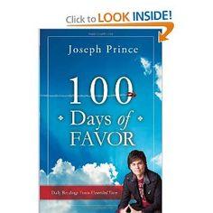 Joseph Prince 100 Days of Favor