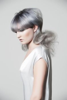 www.estetica.it | Credits Hair: Bert de Zeeuw & Creative Team @People Behind The Mirror Styling: Xandra Brood Make up: Lydia Thann Photo: Richard Monsieurs Products: Redken