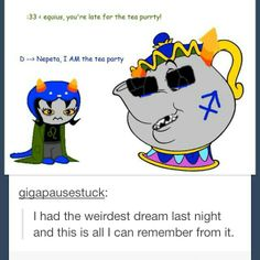 I can't breathe XD Nepeta's mouth is on upside down XD