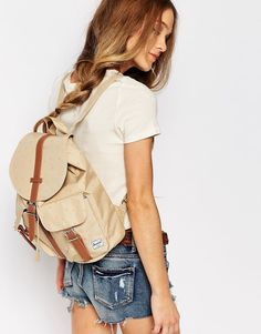 Image 3 - Herschel Supply Co - Dawson - Sac à dos Herschel Supply Co, Baggage, Leather Backpack, Purses And Bags, Latest Trends, Essentials, Backpacks, Stuff To Buy, Outfits