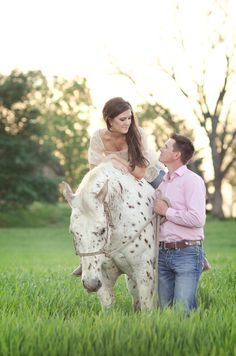 Of horses and found knights... #horse #couple #love #engagement #summer #country