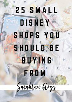 A disney post written for Sarahlaublogs - a post filled with 24 of my favourite shall Disney shops. Help an independent business with this list today. Independent Business, Shops, Posts, Writing, My Favorite Things, Disney, Blog, Shopping, Tents
