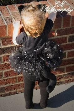 cute kitty cat tutu with matching ears!