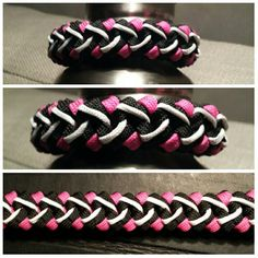 Stitched Sanctified #paracord #bracelet