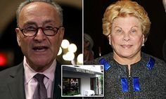 Chuck Schumer argued with woman at diner for voting Trump | Daily Mail Online