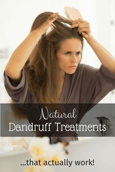 Itchy, dry scalp is never fun, but neither are the toxic treatments available in the store. Skip those and try our 6 favorite natural dandruff treatments!