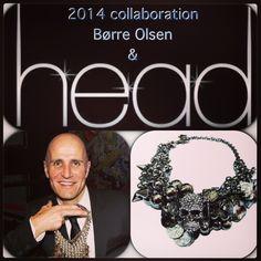 Head i samarbeid med smykke designer Børre Olsen i 2014 Olsen, Jewelry, Design, Jewlery, Jewerly, Schmuck, Jewels, Jewelery