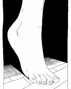 """RT @beautonart: """"Foot"""" Art print by Halfdan Pisket  See the works by Pisket here: [link in description]   Halfdan Pisket is graduate from The Royal Danish Academy of Fine Art and works with graphics illustration animation video & comics. Where storytelling al https://t.co/Ec9d7ZdnTx https://t.co/nagUEdswb3"""
