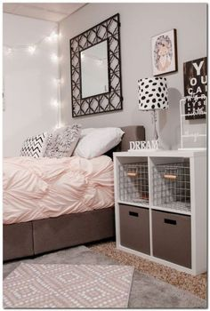 amazing 16 Cozy Small Bedroom Ideas for Apartment on a Budget