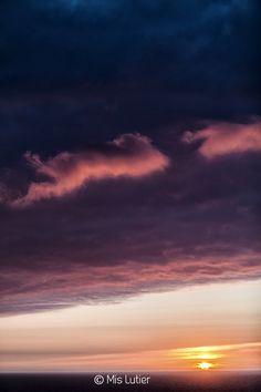 © Mis Lutier: Sunset A Coruña