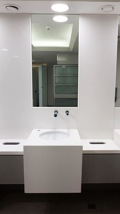 Model D28 Touch Free Faucets And Tubular Electronic Soap Dispensers By Stern Shopping Mall Netanya