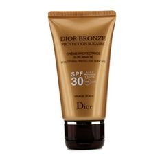 Christian Dior Bronze Beautifying Protective Suncare SPF 30 for Face for Unisex, Ounce Bronze, Summer Special, Sun Care, Sunscreen, Christian Dior, Hair Care, Moisturizer, Fragrance, Cosmetics