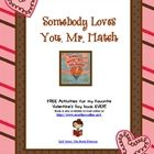 Freebie: Somebody Loves You, Mr. Hatch is my FAV VDay book!  Available to watch online for free at storylineonline.net