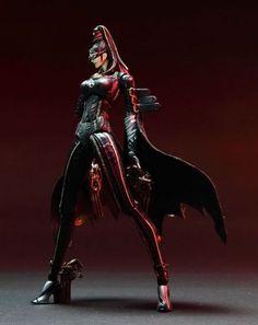 Bayonetta: Bayonetta Play Arts Kai Action Figure