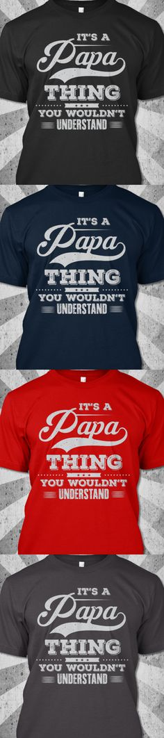 Fathers Day Gift Papa The Man The Myth The Legend Papa T Shirt Husband Tshirt Dad Shirt Papa Gift Cool gym TShirt Grandpa Grandfather Father
