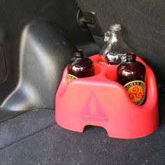 Are you transporting your growlers in a legal way?