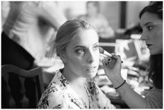 Mollie Crutcher Photography, wedding, bride getting ready, hair and makeup