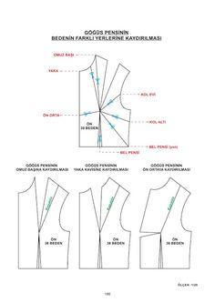 itkip modelist patterns book - modelist kitapları - Make-up Bralette Pattern, Bra Pattern, Bikini Pattern, Pattern Books, Underwear Pattern, Lingerie Patterns, Clothing Patterns, Pattern Cutting, Pattern Making
