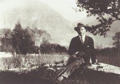 Rainer Maria Rilke, juin 1919