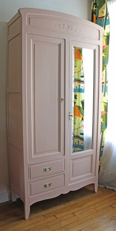 ARMOIRE ANCIENNE via Retour de chine. Click on the image to see more!