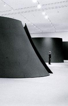 Richard Serra   Torqued Torus Inversion, 2006