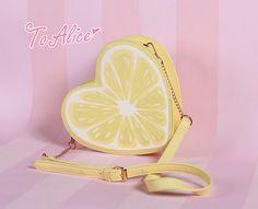 【To Alice】P032- 夏日小清新柠檬教柠檬果汁包