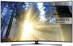 """Samsung UE65KS9500  Description: Samsung UE65KS9500: 65"""" Curved Super Ultra HD Smart TV Een fantastisch 65"""" Curved SUHD scherm op de Samsung UE65KS9500 en ook nog eens ongelofelijk slim! De tijd dat tv kijken werd beschouwd als iets slechts is nu definitief voorbij! Samsung laat jou intens genieten met alle mogelijkheden die de hedendaagse technologie biedt. De UE65KS9500 is uitgedost met zoveel technische snufjes dat het onmogelijk is om alles te benoemen. Geniet van intens zwart dankzij…"""