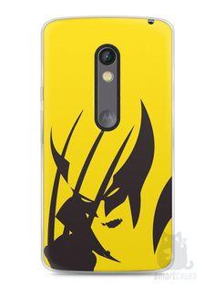 Capa Capinha Moto X Play Wolverine - SmartCases - Acessórios para celulares e tablets :)