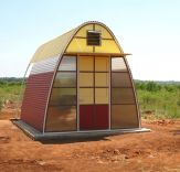 With roughly 32 percent of the world's population living in informal communities throughout the globe, the need for sustainable, humane housing is more pressing than ever. Responding to this, Doug Sharp of BSB Design conceived the tiny Adob Shelter - a sustainable, lightweight home for slum dwellers that can be built by their owners in just one day.