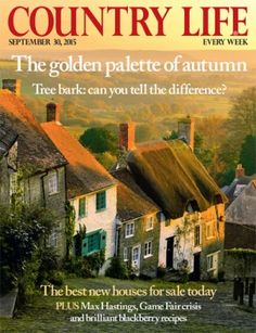Houses for sale, properties for sale - Country Life Country Life Magazine, English Magazine, Uk Today, Uk Magazines, Good News, Property For Sale, Countryside, Wildlife, New Homes