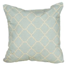 "(SET OF 2) OUTDOOR #Pillows 16"" Square Pisa Mineral"