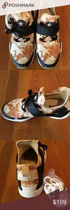 newest d16ac e637d Nike Air Huarache Drift Premium Lifestyle Street New Nike Air Huarache  Drift Premium Lifestyle Street Limited Desert Nike Shoes Athletic Shoes