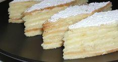 "Terrific Romanian Cake – 'Alba ca Zapada' – ""Snow White"" The post Romanian Cake – 'Alba ca Zapada' – ""Snow White""… appeared first on Amas Recipes . Sweets Recipes, Cake Recipes, Yummy Treats, Delicious Desserts, Romania Food, Romanian Desserts, Good Food, Yummy Food, Food Cakes"