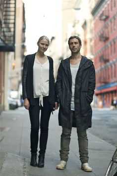 An Unknown Quantity | New York Fashion Street Style