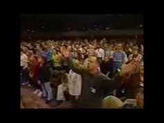 Brownsville Revival: Lindell Cooley - Jesus, Friend Forever = Man o man... this is such a powerful song, especially when sung by Lindell Cooley and the Brownsville choir!