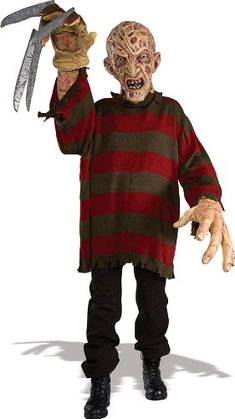 nightmare on elm street freddy krueger creature reacher party decoration niftywarehousecom niftywarehouse - Freddy Krueger Halloween Decorations