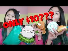 HUGE $10 Squishy Haul from KawaiiMera | EmMail - YouTube