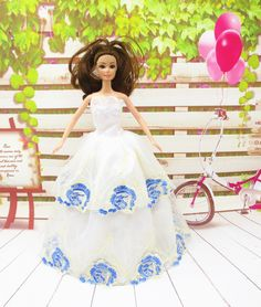 2015 handmade for barbie doll clothes dress the best Christmas gift baby h781 #>=#>=#>=#>=#> Click on the pin to check out discount price, color, size, shipping, etc. Save and like it!