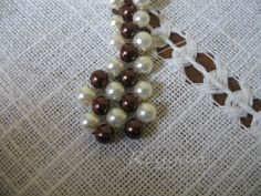 Seed Bead Tutorials, Beading Tutorials, Black Ops, New Fashion, Seed Beads, Diy And Crafts, Beaded Bracelets, Brooch, Jewelry