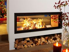 Brunner Fireplace