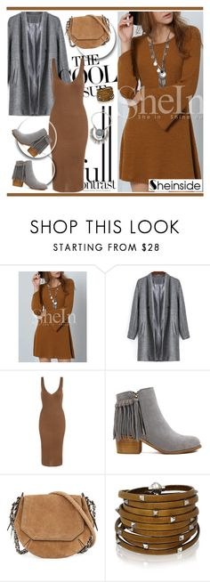 """""""Sheinside 9 (23)"""" by alejla ❤ liked on Polyvore featuring rag & bone, Sif Jakobs Jewellery, Sole Society and Sheinside"""