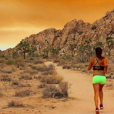 """""""Mid week desert escape. #joshuatree #theuncommonthread"""""""