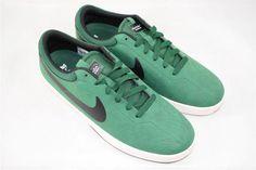 Nike Dunk ERIC KOSTON SB SPORT RED WHITE MATTE SILVER 442476-610 Size 13
