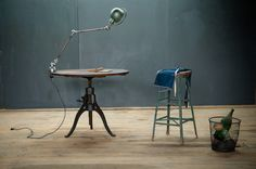 Jielde Articulated French Task Lamp : Factory 20 $950